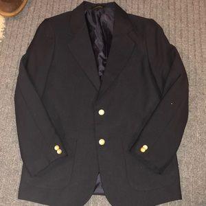 Van Heusen navy blazer